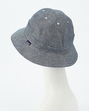デニム中濃色  CHAMBRAY HAT見る