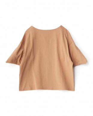 CAMEL  バルーンスリーブTシャツ見る