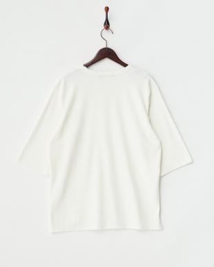 OFF.WHITE [A]ハイカウントリブTシャツ(5分袖)見る