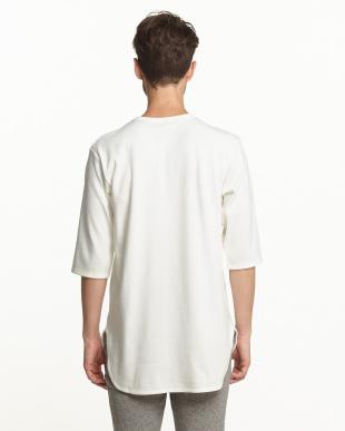 OFF.WHITE [A]ハイカウントリブロングTシャツ(5分)見る