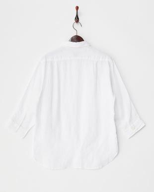White  Linen 7/S Shirts DOORS見る