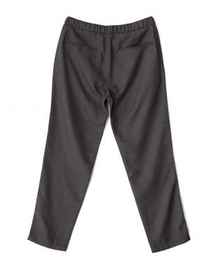 Charcoal  City Easy Trousers DOORS見る