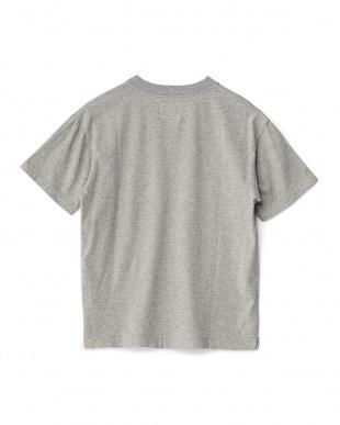 TOP GRAY  40天竺VネックTシャツ ONE MILE WEAR見る