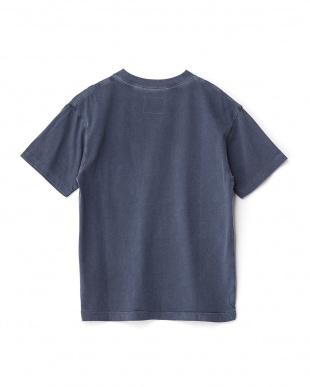 NAVY  40天竺VネックTシャツ ONE MILE WEAR見る