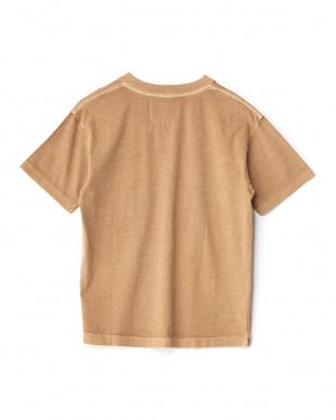 MUSTARD  40天竺VネックTシャツ ONE MILE WEAR見る