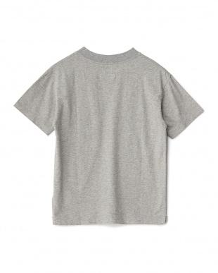 TOP GRAY  40天竺クルーネックTシャツ ONE MILE WEAR見る