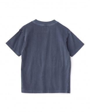 NAVY  40天竺クルーネックTシャツ ONE MILE WEAR見る