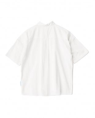 WHITE  半袖シャツ FORK&SPOON見る