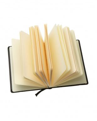 ラズベリー  Habana 10×15cmゴムバンド付きノート 無地見る