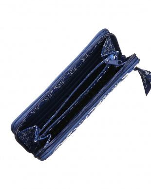 Cobalt Tile  Accordion Wallet見る
