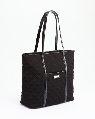 481 Classic Black with Black Trimmed Vera Bag見る