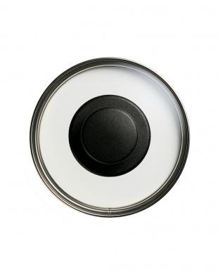 ブラック  ミルクポット14cm(ガラス蓋付)見る