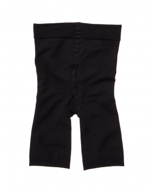 ブラック ローライズフィット3分丈パンツ 2個セット見る