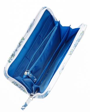 ブルー  Newport母子手帳ケース見る