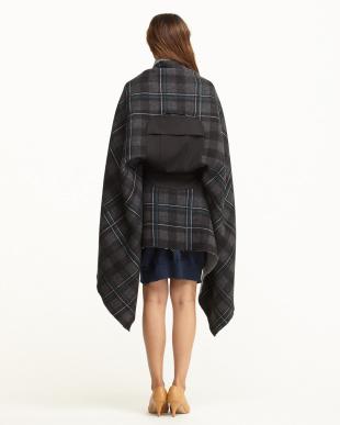 GREY Blanket Jacket見る