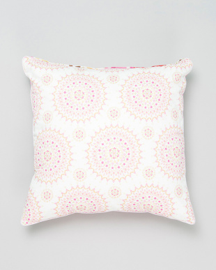 ピンク  Roses ジャンボプリントクッション 60×60cm見る