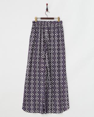 WHITE×PURPLE MARINA SPORT REIMS Long pants見る
