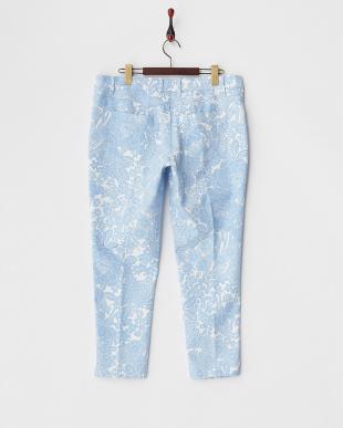ブルー×ホワイト MARINA SPORT Pants見る