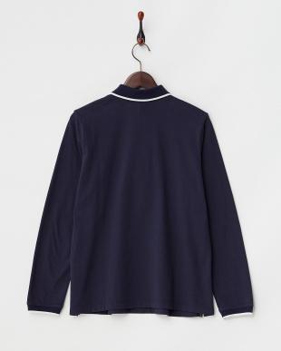 MIDNIGHT NAVY MARINA SPORT ZAIRE Button-neck sweater見る