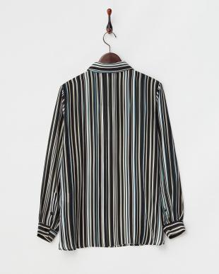 MIDNIGHT NAVY BASILICO Shirt見る