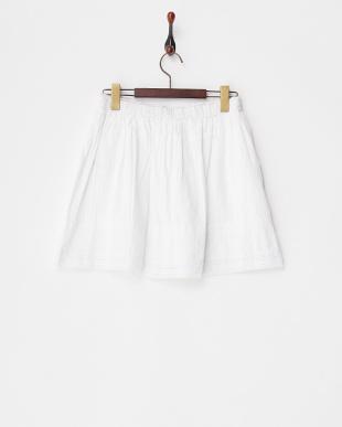 ホワイト  JOXINI スカート見る