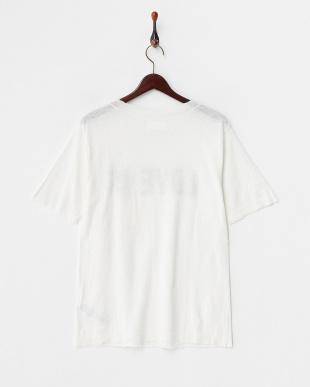 ホワイト  GINA BIS LCO ニットTシャツ見る