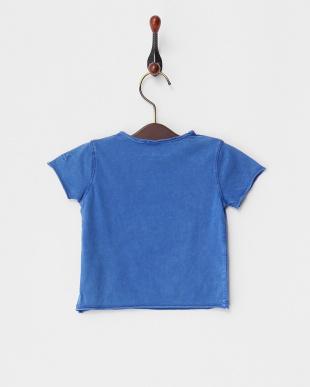 BLUE BOXI プリントTシャツ見る
