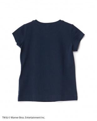 ネイビー バックスバニーTシャツ 4Y~見る
