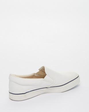 WHITE MS:SLIP ON見る