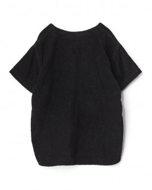 ブラック  ルプラ タオルTシャツ見る