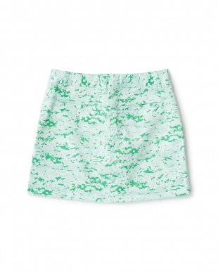 BRIGHT GREEN  ピクセルスカート見る