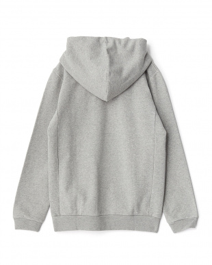 Top Gray Pullover Parka見る