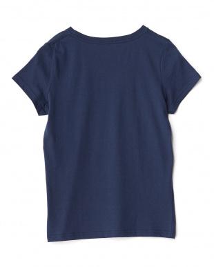 ネイビー  LOVE BEACH Tシャツ見る