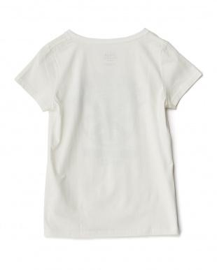ホワイト  LOVE BEACH Tシャツ見る