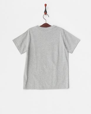 グレー キッズ サーフサイドTシャツ見る