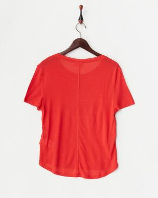 B.CHI.RED  BINTINO モダールシルクTシャツ見る