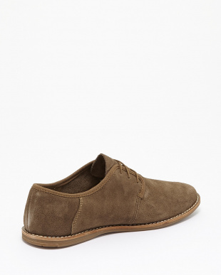 BROWN SUEDE EKREVENIA OX見る