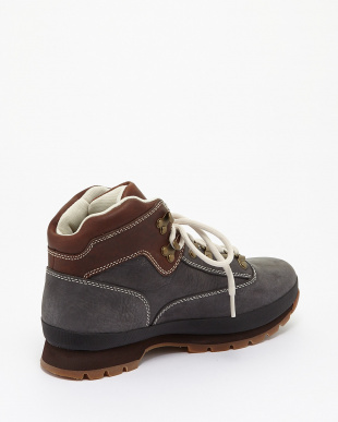 GREY/BROWN EUROHIKER LTHR WP見る