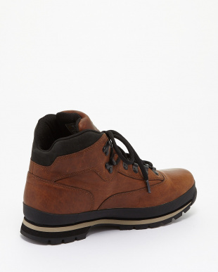 BROWN EUROHIKER LTHR WP見る