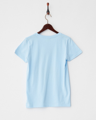 LIGHT BLUE  HOW'S WAVE?Tシャツ|WOMEN見る