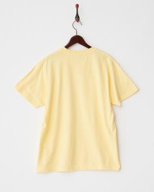 LIGHT YELLOW ロゴTシャツ|MEN見る