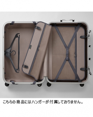 シルバー  エキノックスライトU スーツケース34L見る