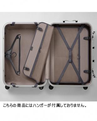 ターコイズブルー  エキノックスライトU スーツケース34L見る