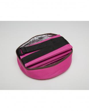 ピンク  座クールボックス コンパクト|Seiei見る