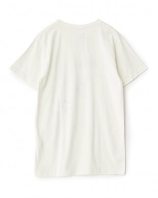 ホワイト PAYDAYプリントTシャツ見る