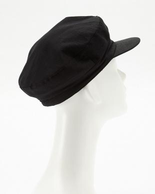 ブラック  OC LINEN MARINE CAP見る