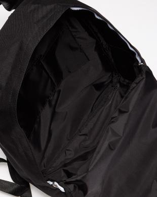 ブラック DK LOGO EMB 2WAY DAYPACK見る