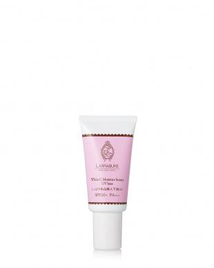 ホワイトC しっとり色白美人下地UV+UV ほんのりピンクあがるヴェールパウダー見る
