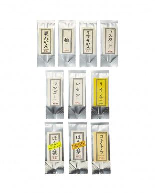 10g×10days japanese tea 水出し茶セット見る