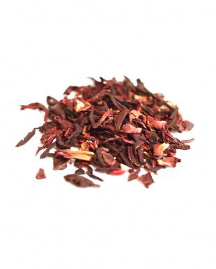 TEA TOTAL HERBAL TEA PURE HIBISCUS FLOWER(缶入り100g)見る